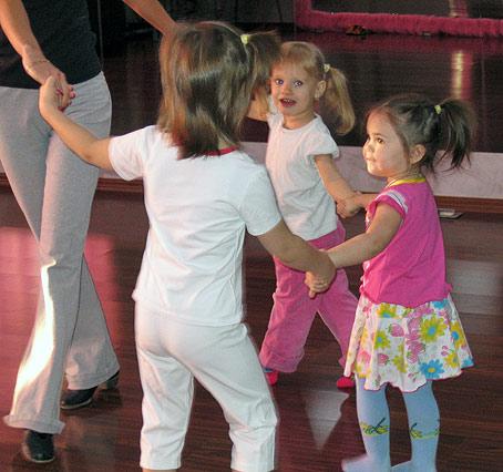 Школа танцев дизайн